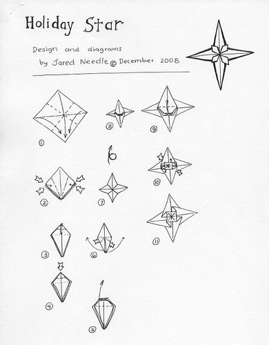 712 best images about estrelas  star e mandalas de origami