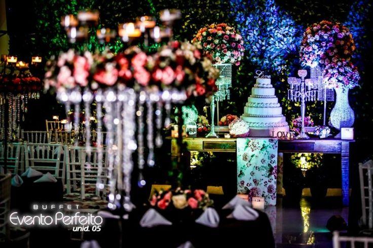 Buffet Evento Perfeito - 14/08/2015 - Decorações Novas!