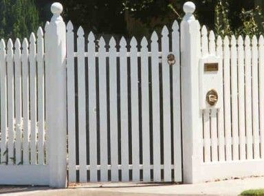 17 Best Images About Fence And Gate On Pinterest Iron