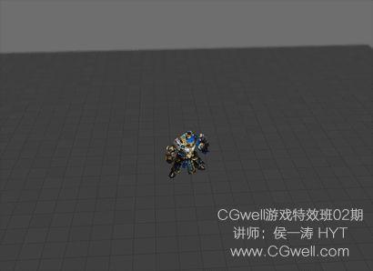 CGwell游戏特效提高班(二期)总课表 - 游戏特效提高班(二期) - CGwell CG薇儿论坛,最专业的游戏特效师,动画师社区 - Powered by…