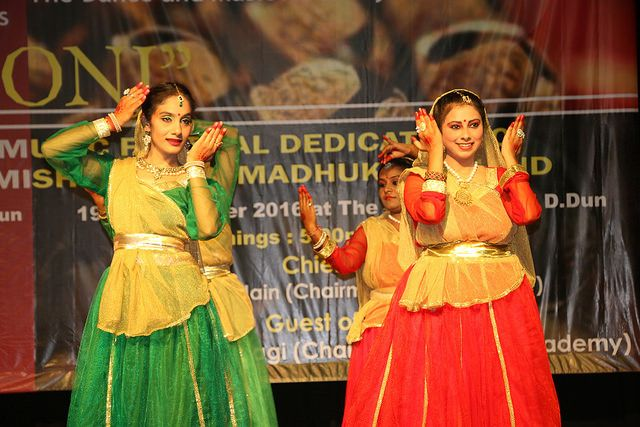 Superb performance in the lovely campus of Tula's Institute Engineering Colleges in Dehradun. All the cultural events are celebrated.
