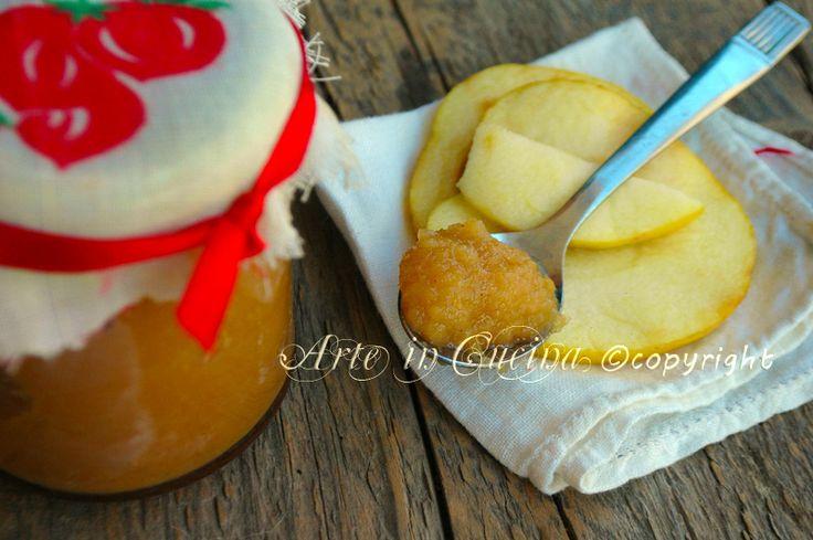 Marmellata di mele e cannella ricetta arte in cucina