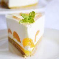 Jednoducho povedane: VYBORNA TORTICKA. Torta je svieza, lahka a chutovo vyborna. Tuto torticku som nasla na nete. Torta na fo...