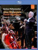 Berliner Philharmoniker/Alisa Weilerstein/Daniel Barenboim: Wagner/Elgar/Brahms [Blu-ray] [2010], 15299154