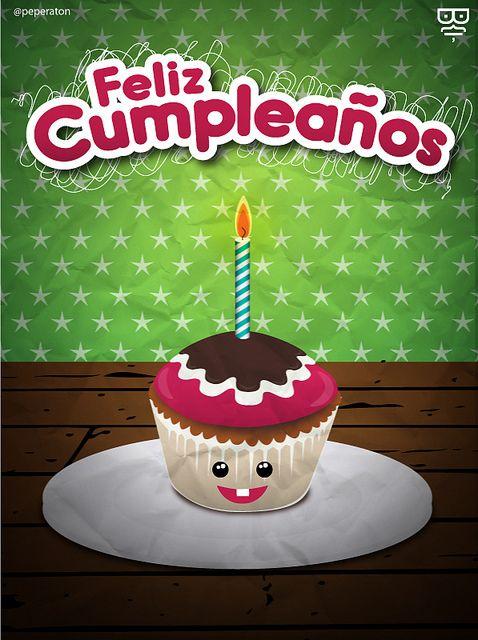 feliz cumpleaños by peperatón, via Flickr