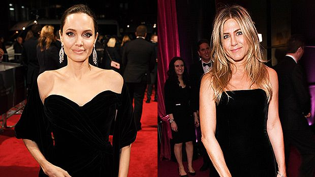 Angelina Jolie & Jennifer Aniston Prep For Oscars Run-In: They Reportedly Claimed Their Turf