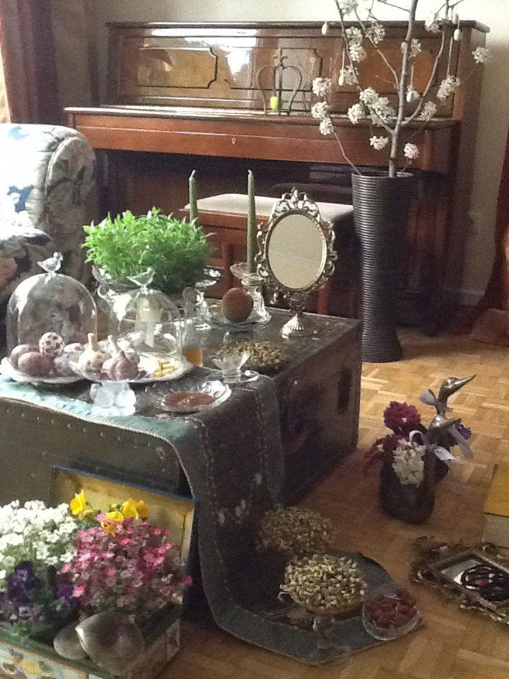 Nowruz | Haft Seen