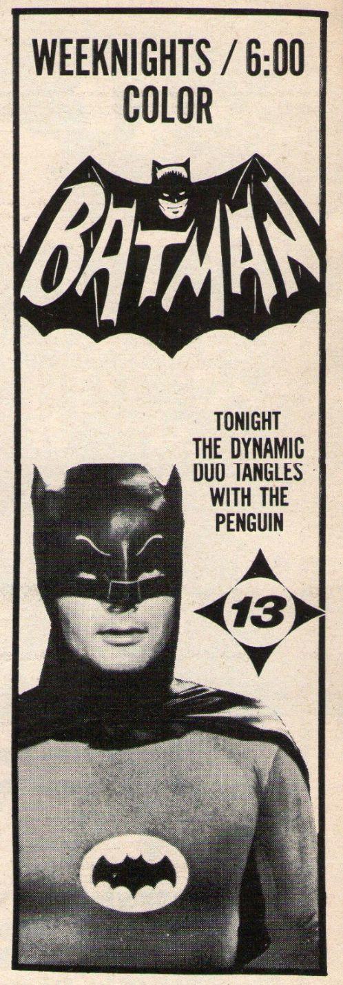 Batman on Channel 13