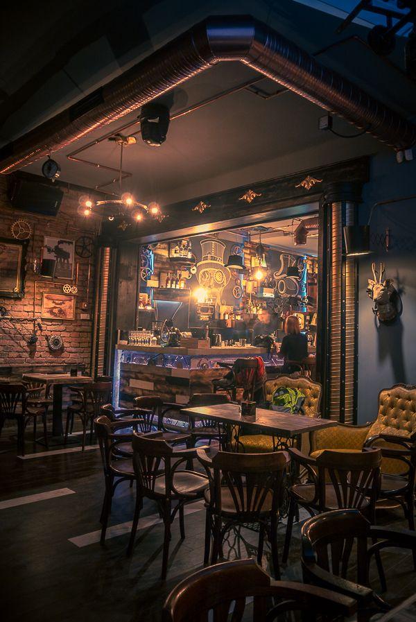 JOBEN Interior Bar Design on Behance