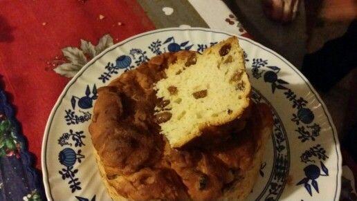 Panettone home made - gluten free