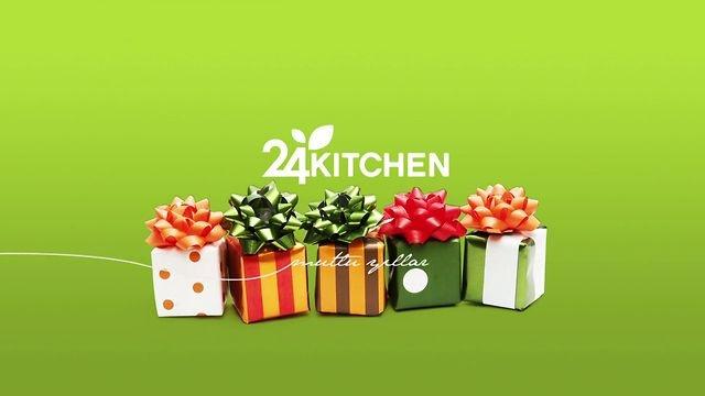 24Kitchen Türkiye ekibi olarak herkese çok lezzetli, sağlıklı ve mutlu bir yıl diliyoruz! :)