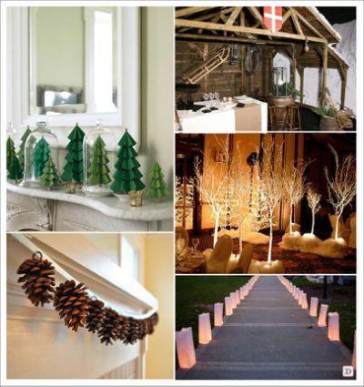 ...  mariage à Noël, Bouquet Dhiver et Centres De Mariage Dhiver