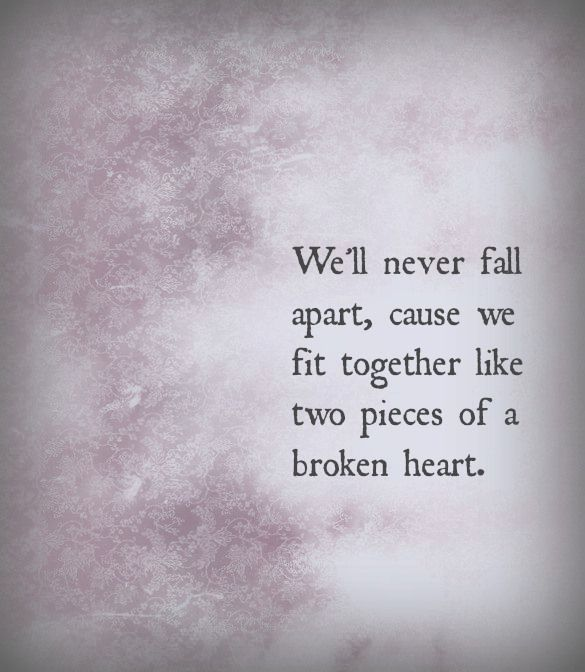 Love Each Other When Two Souls: 1000+ Images About Broken On Pinterest