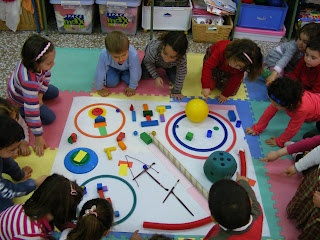 423 best loose parts images on pinterest day care for Kandinsky reggio emilia