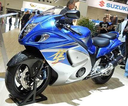 Suzuki Hayabusa New Body Style 2015