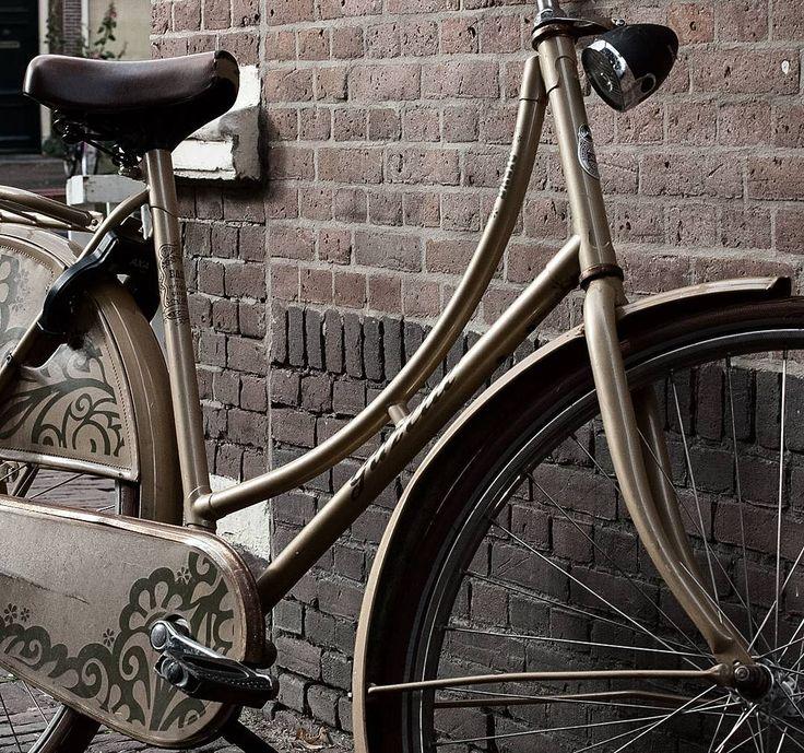 Bikes de Leiden Holanda #bike #bici #holanda #netherlands #holanda #dutchbike