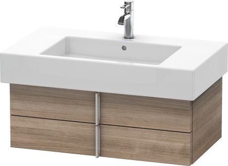 Pic On Vero Vanity unit wall mounted VE Duravit This vanity cabinet pairs with the
