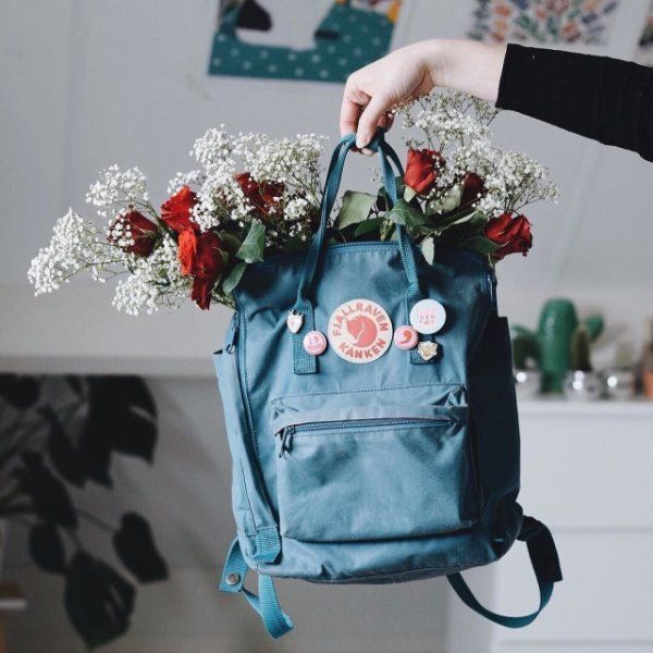 Pin by Mikayla Williams on art in 2019 | Kanken backpack ...