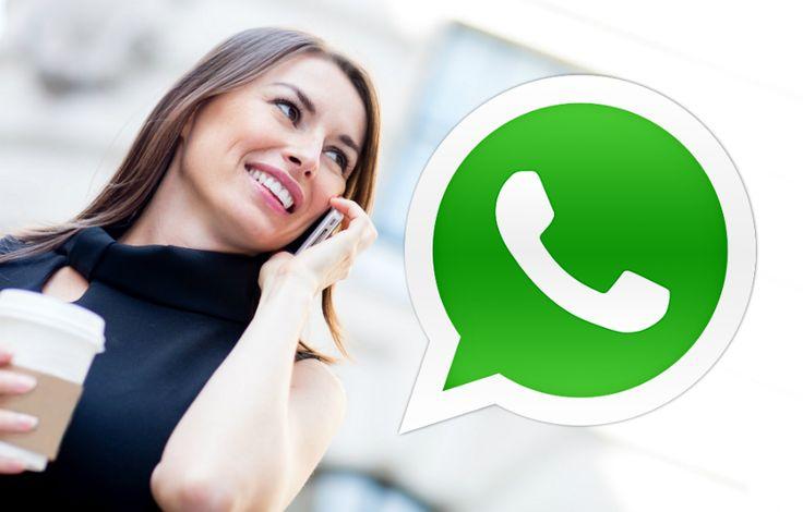 Llamadas gratis con Whatsapp en Android
