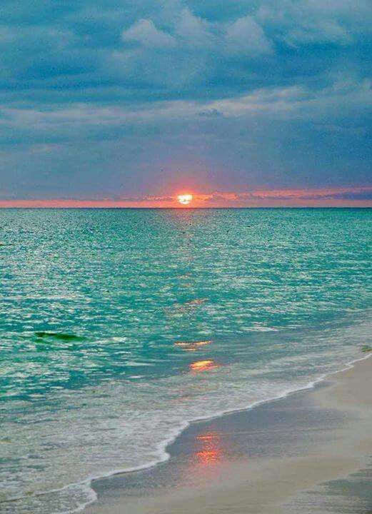 Peace and beauty.