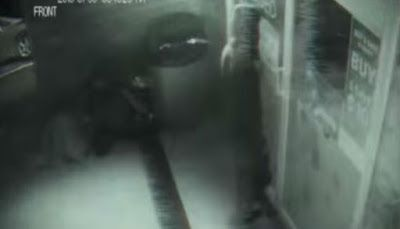 **PLANETA H**: Fantasma atravesó una tienda