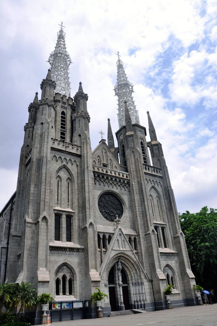 Cathedral of Saint Mary of the Assumption, Jakarta