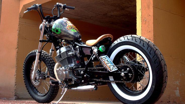 #honda#rebel#bobber#motorcycle