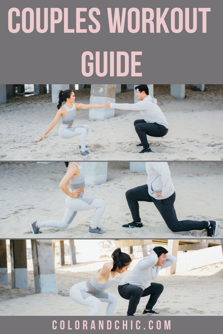 The Perfect Couples Workout To Do With Your Significant Other Couples Workout Couples Workout Ro Fit Couples Couples Workout Routine Couple Workout Together
