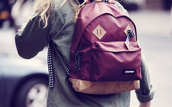 Découvrez les tout nouveaux sacs et bagages Eastpak sur Label Park