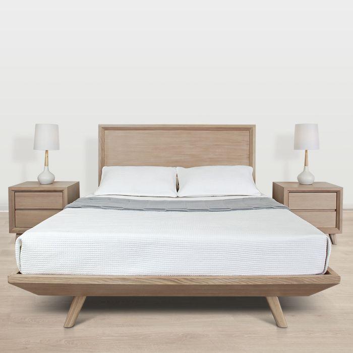Nordic King Bed Frame Bed Bed Frame King Bed Frame