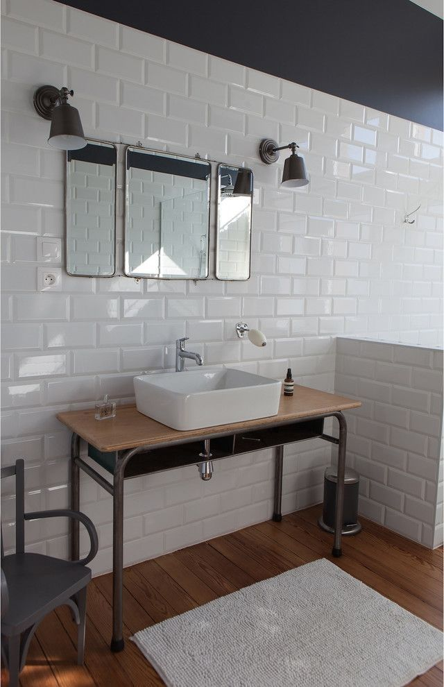 A Comprehensive Overview On Home Decoration In 2020 Industrial Bathroom Industrial Bathroom Vanity