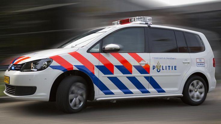 Politie auto NL