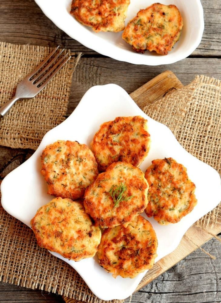 An easy salmon cake recipe to bring into the Sukkah