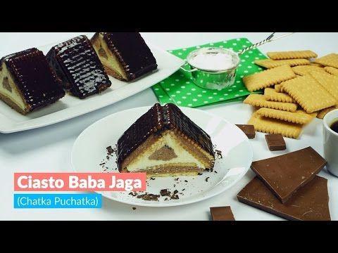 Ciasto Baba Jaga - Chatka Puchatka