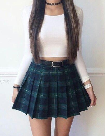 Look estilo colegial