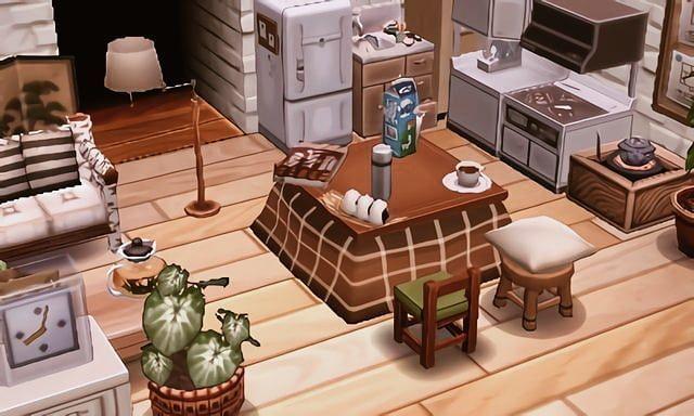 I M Kinda Proud Of Boo S Living Room Ngl Animal Crossing Game Animal Crossing 3ds Animal Crossing Pocket Camp