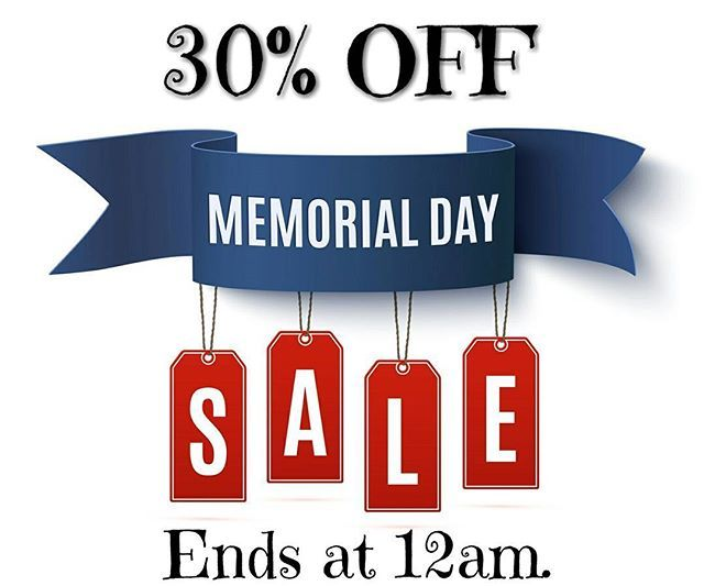 ❤️⚪💙 Memorial Day Sale! 30 % OFF EVERYTHING when you enter coupon code: MSD at checkout! Ends at 12am tonight. www.GarageGirlsJewelry.com #garagegirls #garagegirlsjewelry #automotivejewelry #carjewelry #theoriginal #carjewelry