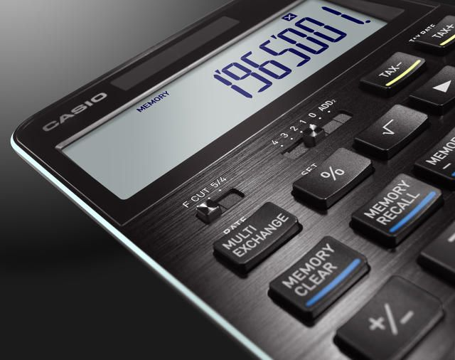 2 | Casio's Latest Calculator Is The Best-Looking Number Cruncher Since Dieter Rams | Co.Design | business + design