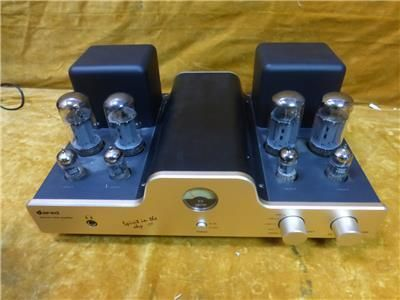 Dared i30 Integrated valve Amplifier 616 30 Watts with USB Input, used, for sale, secondhand