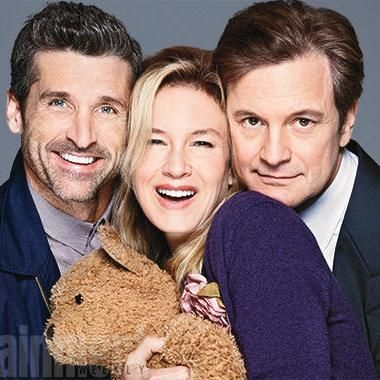 Movies: Bridget Jones's Baby: She's got two men and a baby!