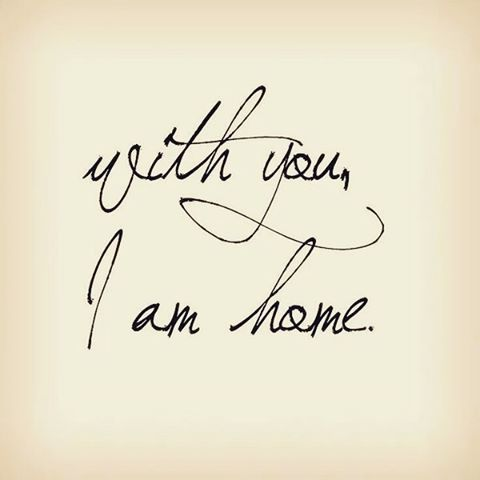 Yes I am. I finally found my home and I want to be here forever.