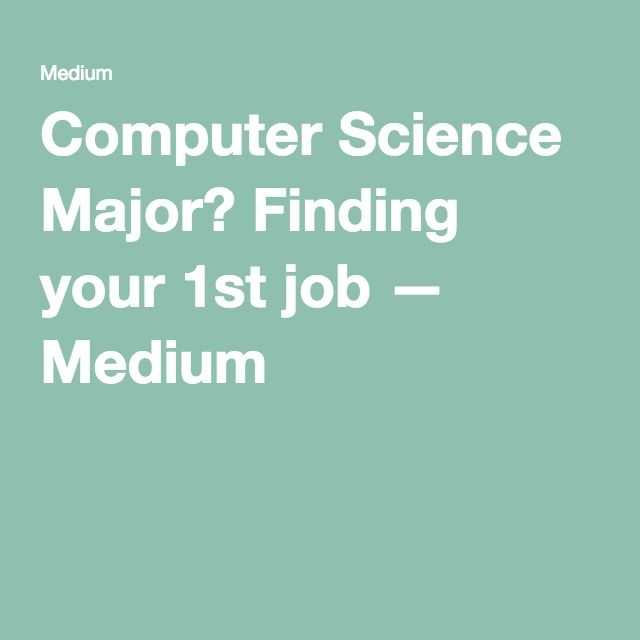 17 Best ideas about Computer Science Major on Pinterest   Computer ...