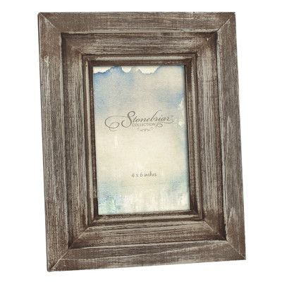 Union Rustic Sharell Weathered Painted Picture Frame (Set of 2)