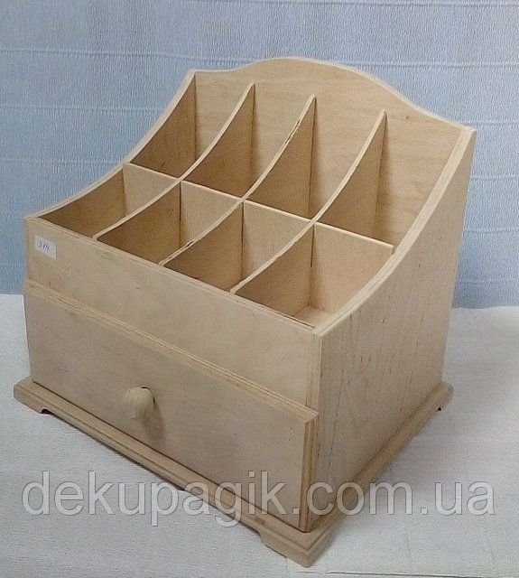 Комод-органайзер для косметики малый, фото 1