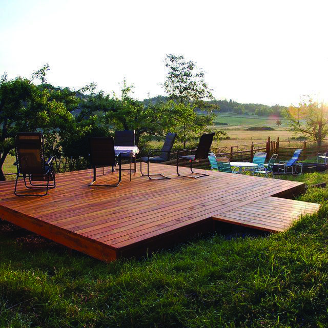 Pin On Floating Deck