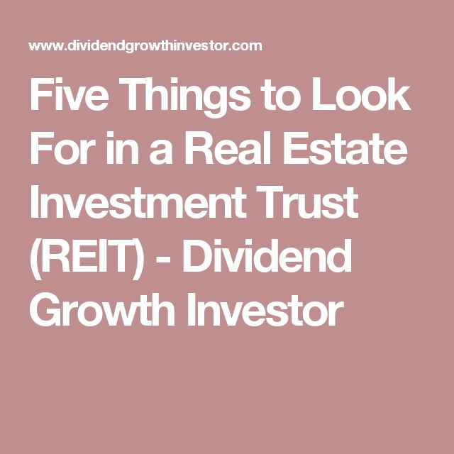 how to create a real estate investment trust