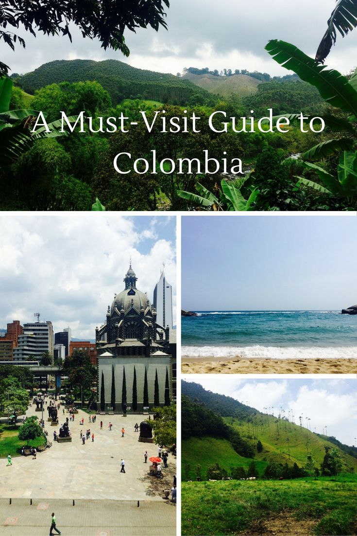 A Must-Visit Budget Travel Guide to Colombia with tips on where to stay and how to get there | A Wandering Foreigner