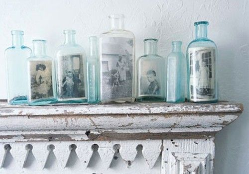 i love this, especially for displaying older photos - {a}