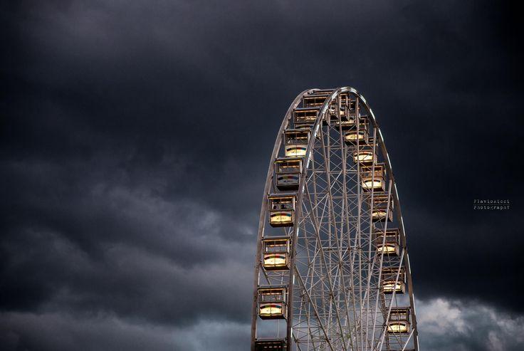 The Big Wheel by Flavio  on 500px