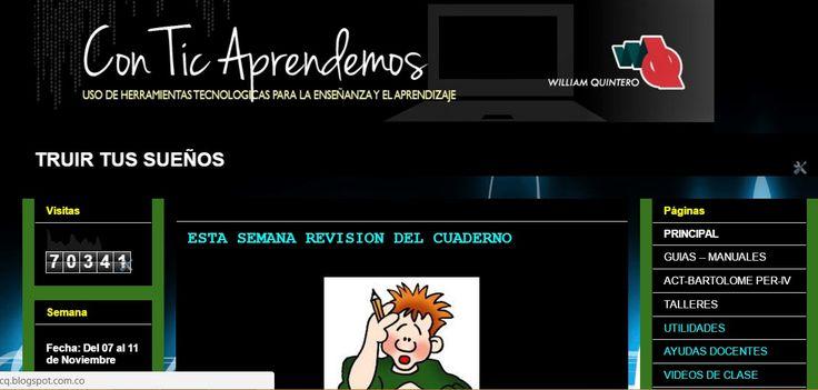 Blog educativo Institucion educativa Bartolome Loboguerrero Cali - Colombia